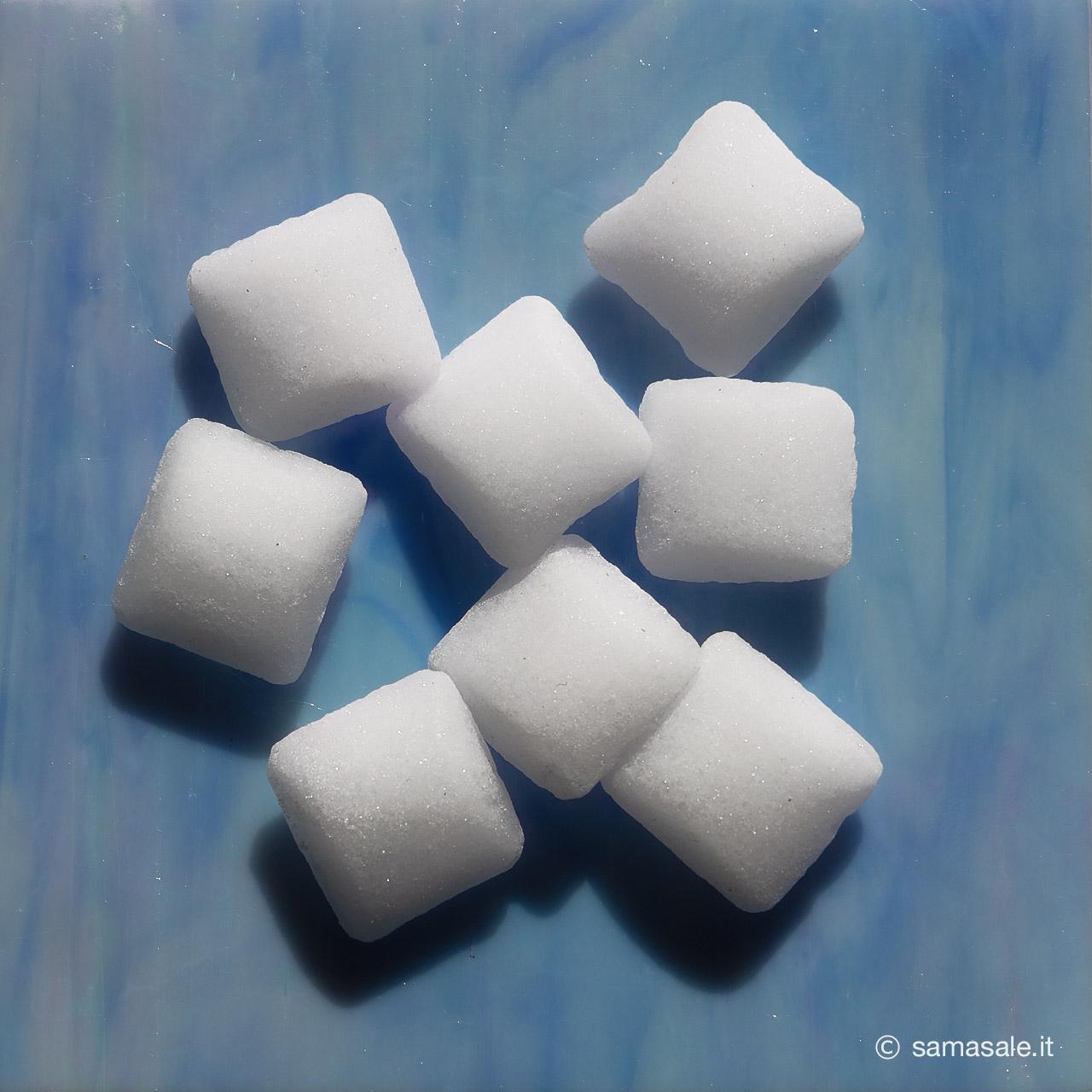 pastiglie quadrate