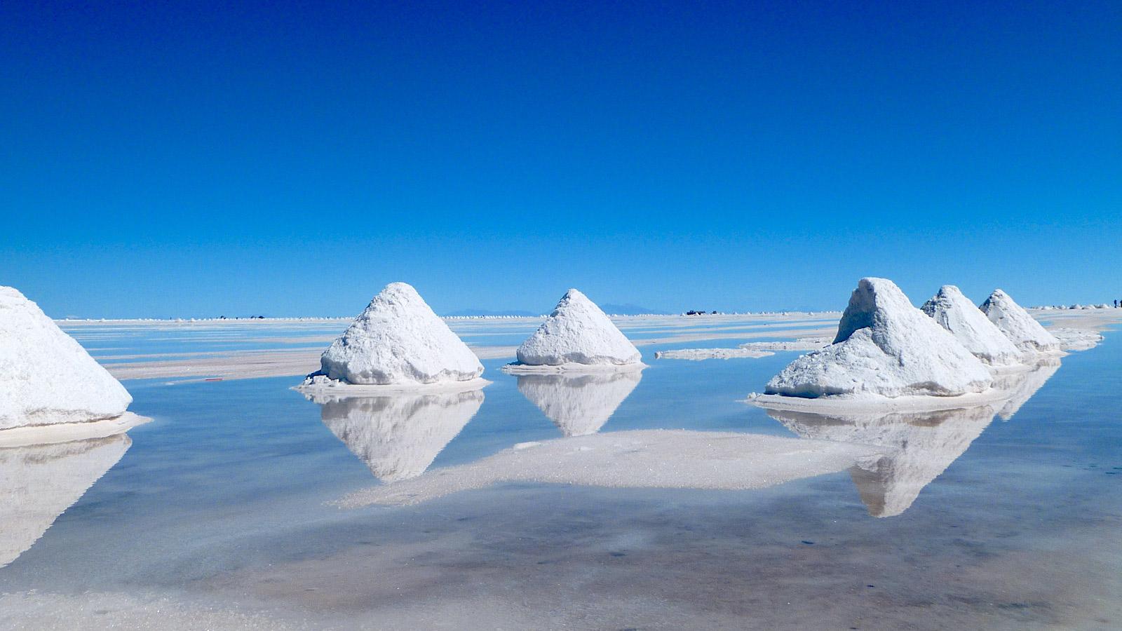 L'origine del sale